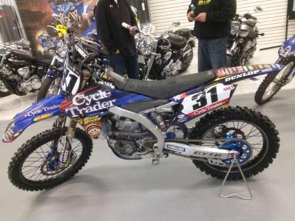 2014 Yamaha YZ450F for Sale in Johnson Creek, Wisconsin Classified