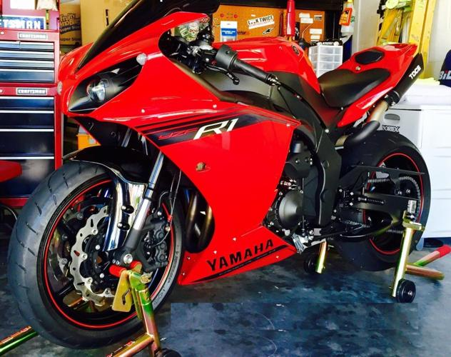 2014 yamaha yzf r r1 red factory warranty for sale in atlanta georgia classified for Yamaha motorcycle warranty