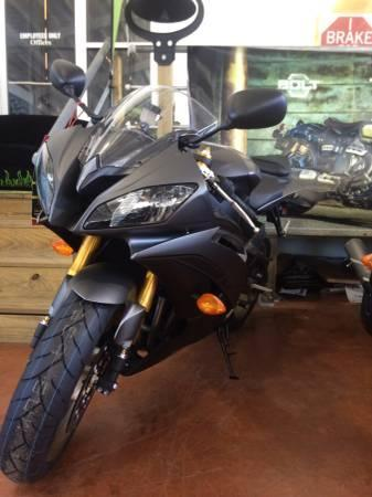 2014 Yamaha YZF R6 in North Charleston, SC