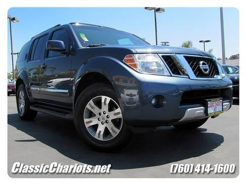 2014 nissan pathfinder 4x4 517484 for sale in escondido california classified. Black Bedroom Furniture Sets. Home Design Ideas