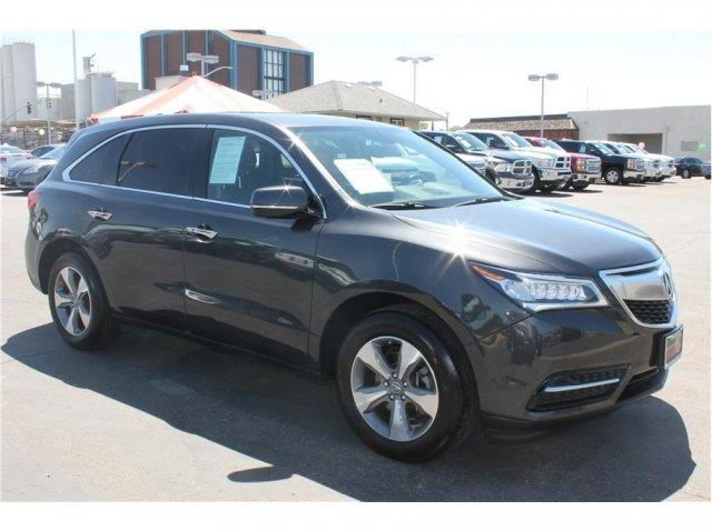 2015 acura mdx base 4dr suv for sale in los banos california classified. Black Bedroom Furniture Sets. Home Design Ideas