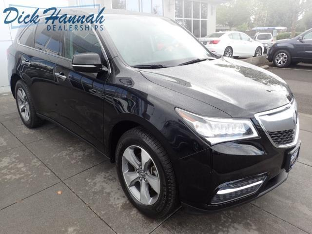 2015 acura mdx sh awd sh awd 4dr suv for sale in portland oregon classified. Black Bedroom Furniture Sets. Home Design Ideas