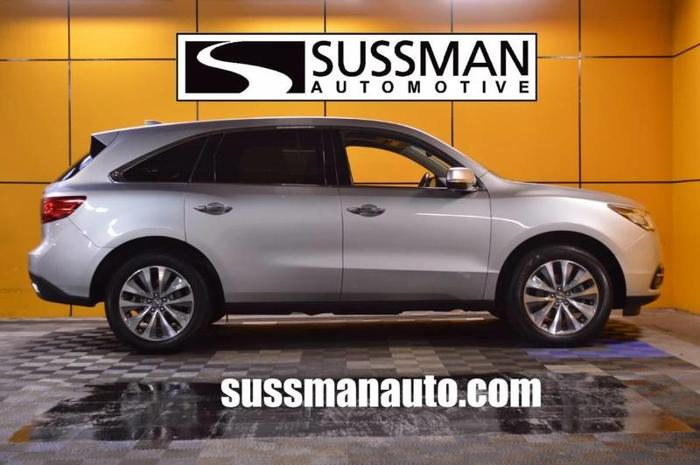 2015 acura mdx sh awd w tech sh awd 4dr suv w technology package for sale in abington. Black Bedroom Furniture Sets. Home Design Ideas
