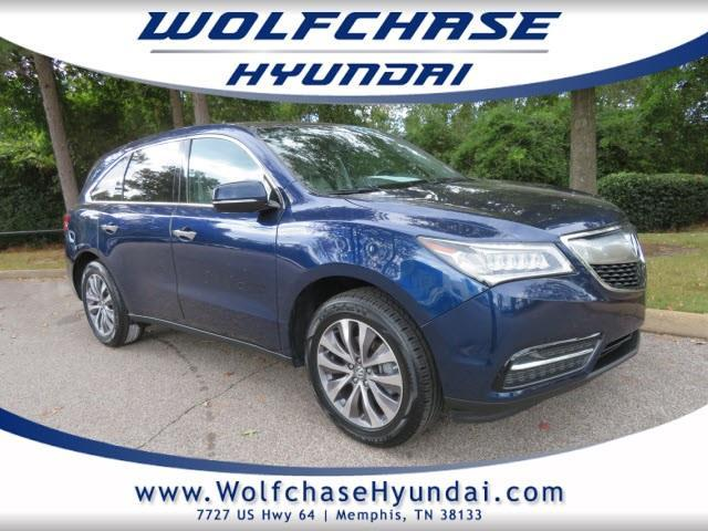 2015 acura mdx w tech 4dr suv w technology package for sale in memphis tennessee classified. Black Bedroom Furniture Sets. Home Design Ideas