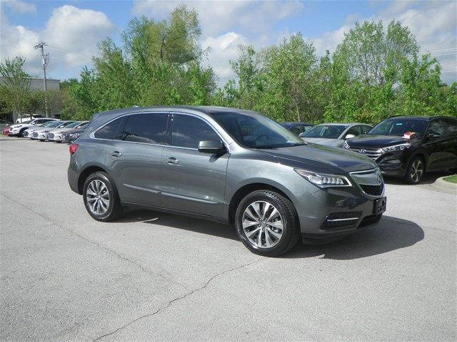 2015 acura mdx w tech 4dr suv w technology package for sale in bentonville arkansas classified. Black Bedroom Furniture Sets. Home Design Ideas