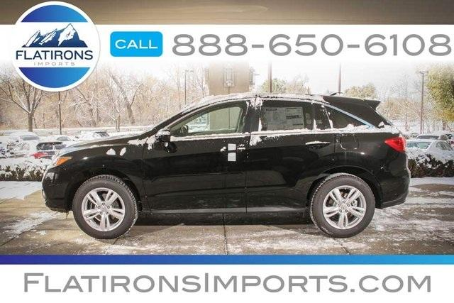 2015 acura rdx awd base 4dr suv w technology package for sale in boulder colorado classified. Black Bedroom Furniture Sets. Home Design Ideas