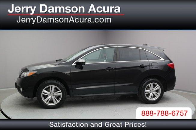 2015 Acura Rdx AWD w/ Technology Package