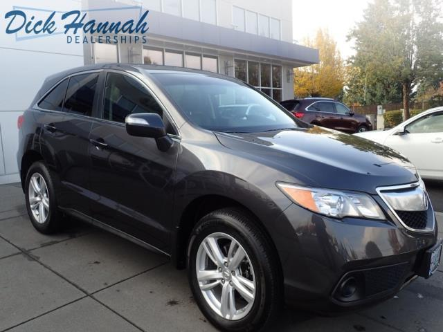 2015 acura rdx base awd 4dr suv for sale in portland oregon classified. Black Bedroom Furniture Sets. Home Design Ideas