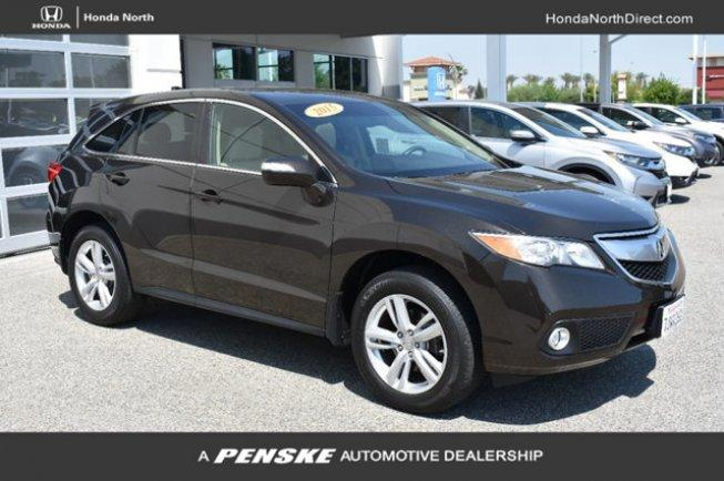 2015 Acura Rdx FWD w/ Technology Package