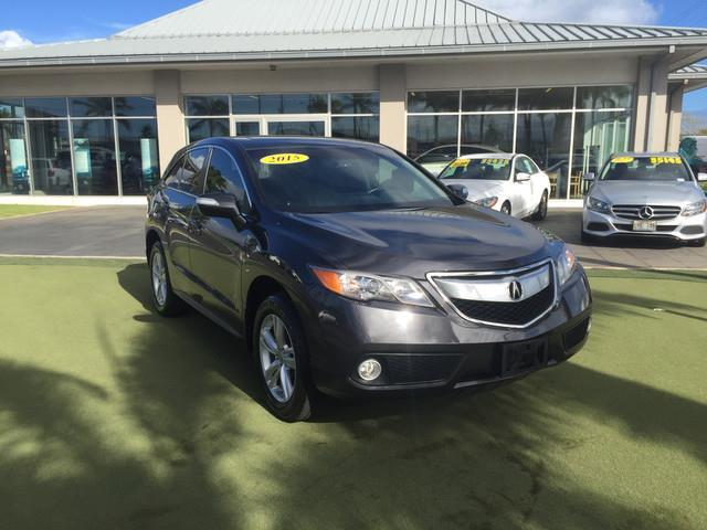 2015 Acura RDX w/Tech 4dr SUV w/Technology Package