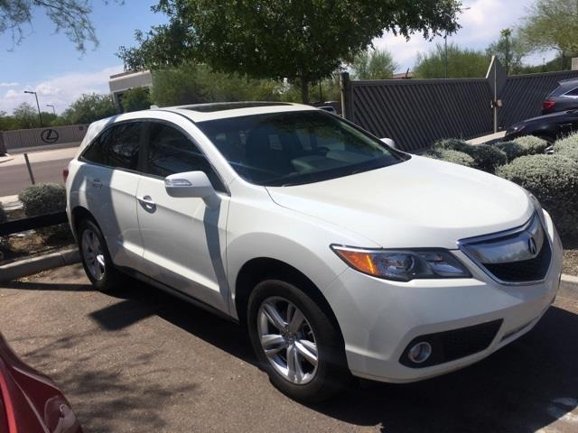 2015 acura rdx w tech 4dr suv w technology package for sale in peoria arizona classified. Black Bedroom Furniture Sets. Home Design Ideas
