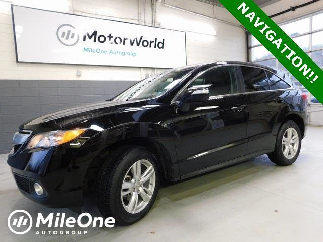 2015 acura rdx w tech awd 4dr suv w technology package for sale in wilkes barre pennsylvania. Black Bedroom Furniture Sets. Home Design Ideas