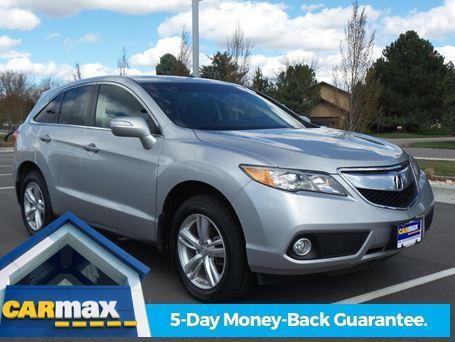 2015 acura rdx w tech awd 4dr suv w technology package for sale in colorado springs colorado. Black Bedroom Furniture Sets. Home Design Ideas