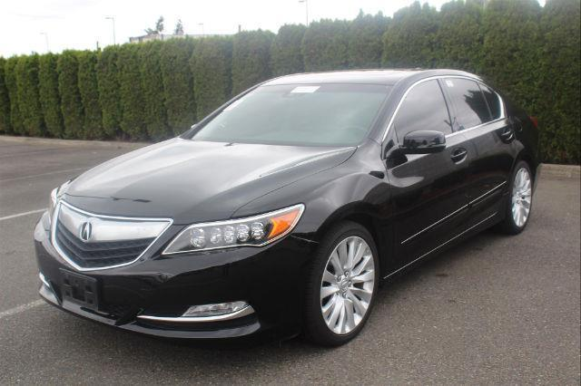2015 acura rlx w tech 4dr sedan w technology package for sale in renton washington classified. Black Bedroom Furniture Sets. Home Design Ideas
