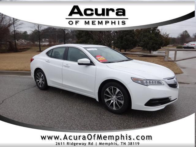 2015 ACURA TLX Base 4dr Sedan for Sale in Memphis ...