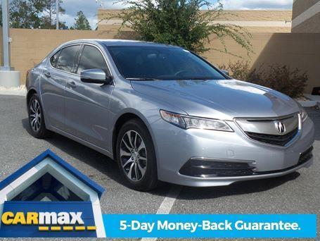 2015 Acura TLX Base 4dr Sedan