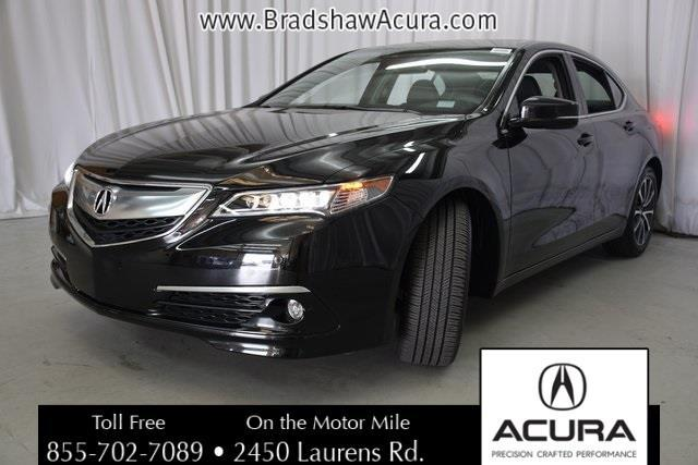 2015 Acura TLX SH-AWD V6 w/Advance SH-AWD V6 4dr Sedan