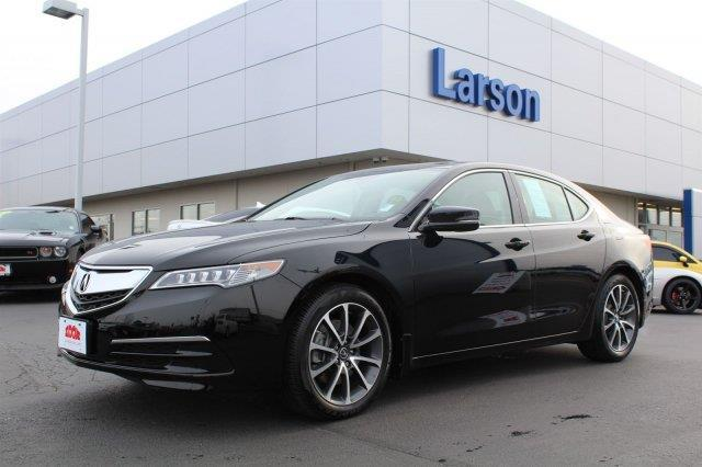 2015 acura tlx sh awd v6 w tech sh awd v6 4dr sedan w technology package for sale in tacoma. Black Bedroom Furniture Sets. Home Design Ideas