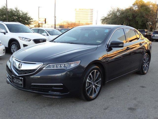 2015 acura tlx sh awd v6 w tech sh awd v6 4dr sedan w technology package for sale in san antonio. Black Bedroom Furniture Sets. Home Design Ideas