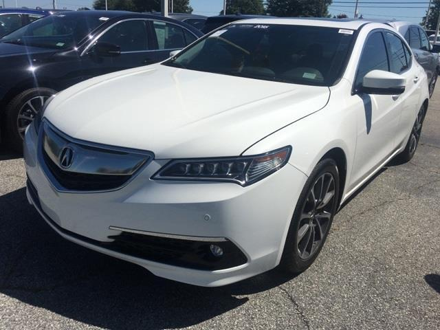 2015 Acura TLX V6 w/Advance V6 4dr Sedan w/Advance