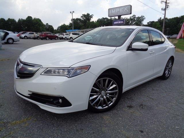 2015 acura tlx v6 w advance v6 4dr sedan w advance package for sale in greensboro north. Black Bedroom Furniture Sets. Home Design Ideas