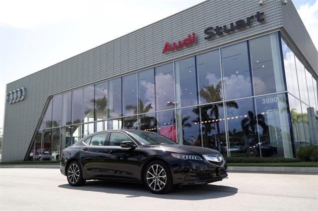 2015 Acura TLX V6 w/Tech V6 4dr Sedan w/Technology