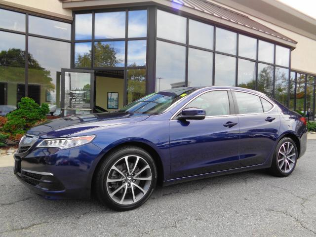 2015 acura tlx v6 w tech v6 4dr sedan w technology package for sale in edgemere massachusetts. Black Bedroom Furniture Sets. Home Design Ideas