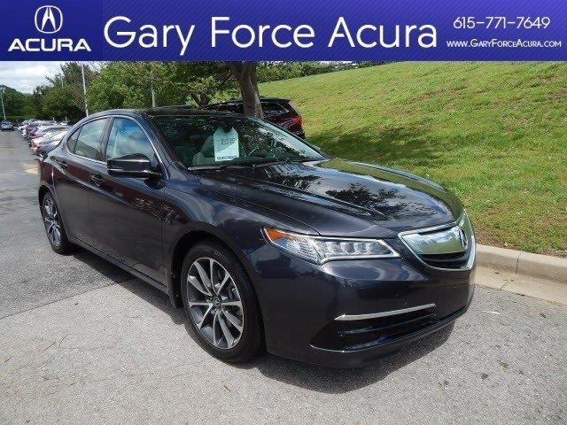 2015 acura tlx v6 w tech v6 4dr sedan w technology package for sale in brentwood tennessee. Black Bedroom Furniture Sets. Home Design Ideas