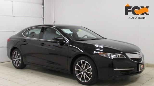2015 acura tlx v6 w tech v6 4dr sedan w technology package for sale in el paso texas classified. Black Bedroom Furniture Sets. Home Design Ideas
