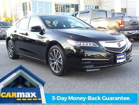 2015 acura tlx w tech 4dr sedan w technology package for sale in lynchburg virginia classified. Black Bedroom Furniture Sets. Home Design Ideas
