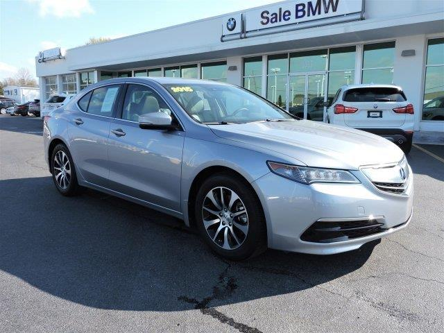 2015 acura tlx w tech 4dr sedan w technology package for sale in kinston north carolina. Black Bedroom Furniture Sets. Home Design Ideas