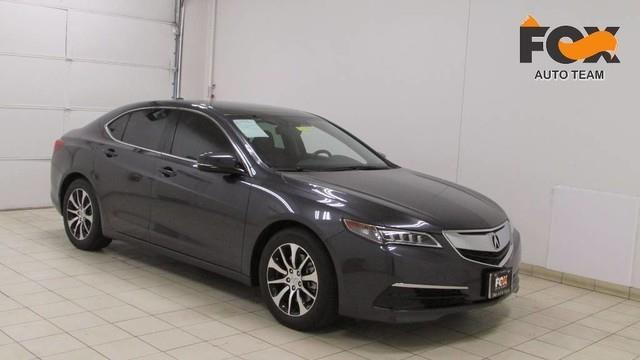 2015 acura tlx w tech 4dr sedan w technology package for sale in el paso texas classified. Black Bedroom Furniture Sets. Home Design Ideas