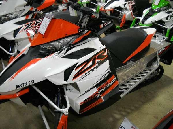 2015 Arctic Cat ZR 8000 Sno Pro for Sale in Lake Villa ...