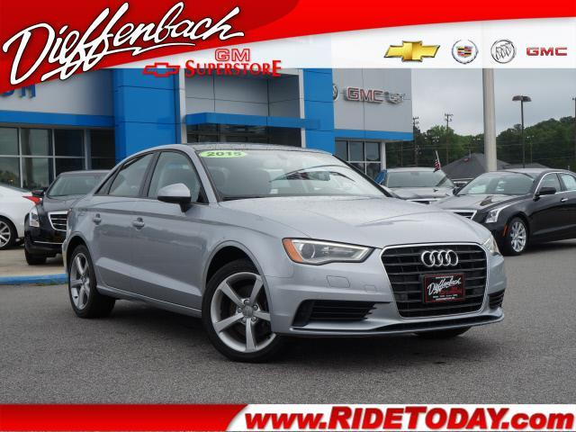 2015 audi a3 1 8t premium 1 8t premium 4dr sedan for sale in rockingham north carolina. Black Bedroom Furniture Sets. Home Design Ideas