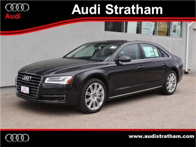 2015 Audi A8 L 4 0t Lwb Quattro For Sale In Stratham New