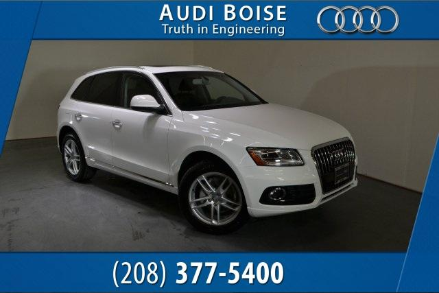 2015 audi q5 awd 2 0t quattro premium 4dr suv for sale in boise idaho classified. Black Bedroom Furniture Sets. Home Design Ideas