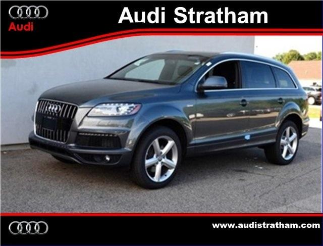 2015 audi q7 3 0t s line prestige quattro for sale in stratham new hampshire classified. Black Bedroom Furniture Sets. Home Design Ideas