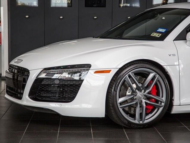 Audi r8 for sale houston