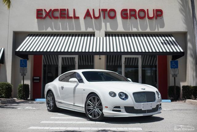2015 Bentley Continental GT Speed Base AWD 2dr Coupe
