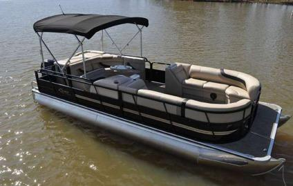 Tritoon For Sale >> 2015 Bentley Cruise 243 Tritoon Pontoon Boat 150 Hp