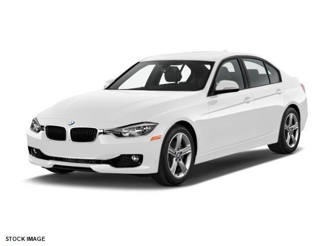2015 BMW 3 Series 320i 320i 4dr Sedan