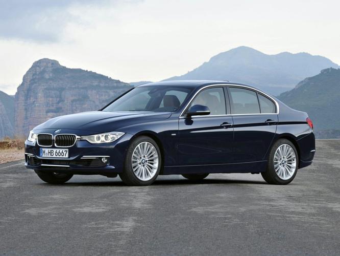 2015 BMW 3 Series 320i 320i 4dr Sedan SA