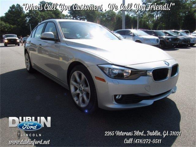 2015 BMW 3 Series 320i xDrive AWD 320i xDrive 4dr Sedan