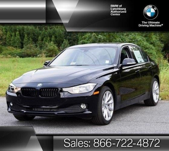 Bmw Xdrive System Review: 2015 BMW 3 Series 320i XDrive AWD 320i XDrive 4dr Sedan SA