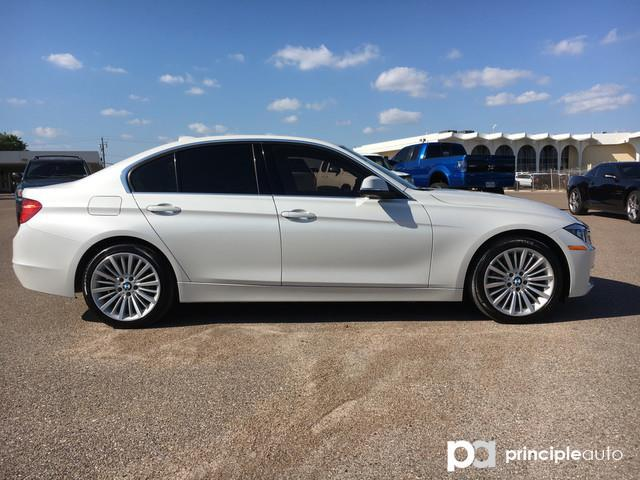 2015 BMW 3 Series 328i 328i 4dr Sedan
