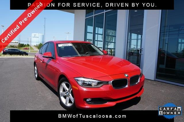 2015 BMW 3 Series 328i 328i 4dr Sedan SA