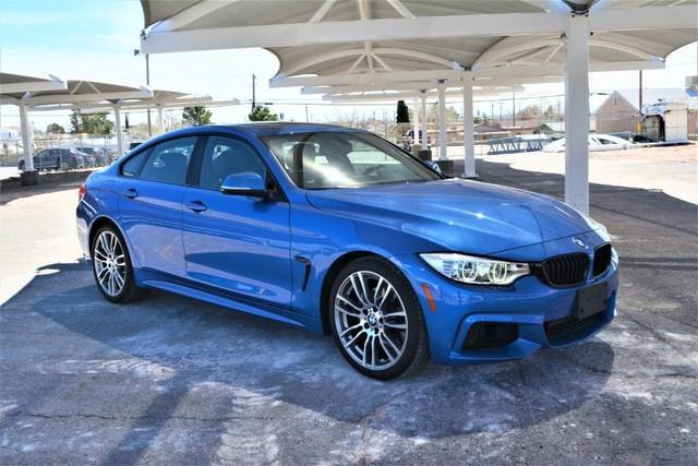 2015 bmw 4 series 428i gran coupe 428i gran coupe 4dr sedan for sale in el paso texas. Black Bedroom Furniture Sets. Home Design Ideas