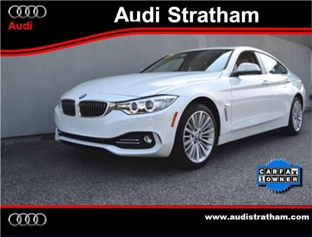 2015 bmw 4 series 428i xdrive gran coupe for sale in stratham new hampshire classified. Black Bedroom Furniture Sets. Home Design Ideas