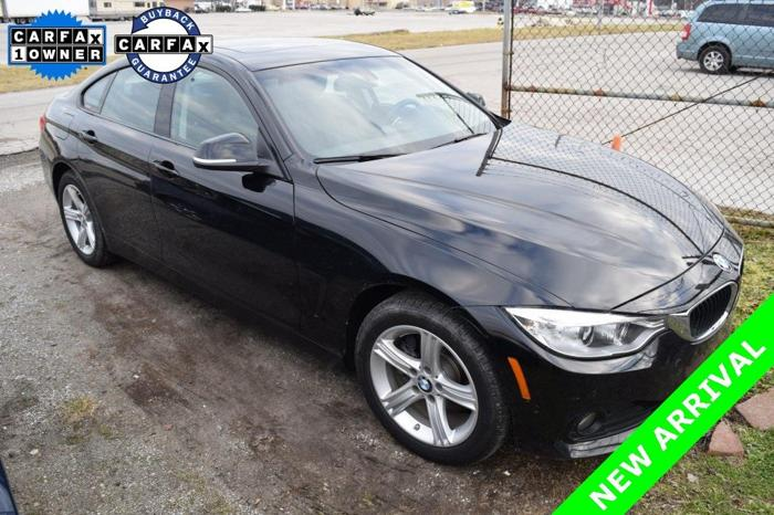2015 BMW 4 Series 428i xDrive Gran Coupe AWD 428i