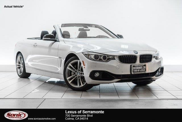 2015 BMW 4 Series 435i 435i 2dr Convertible